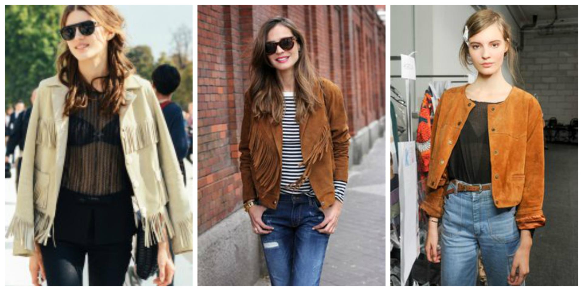 5 Ways To Wear Suede This Spring