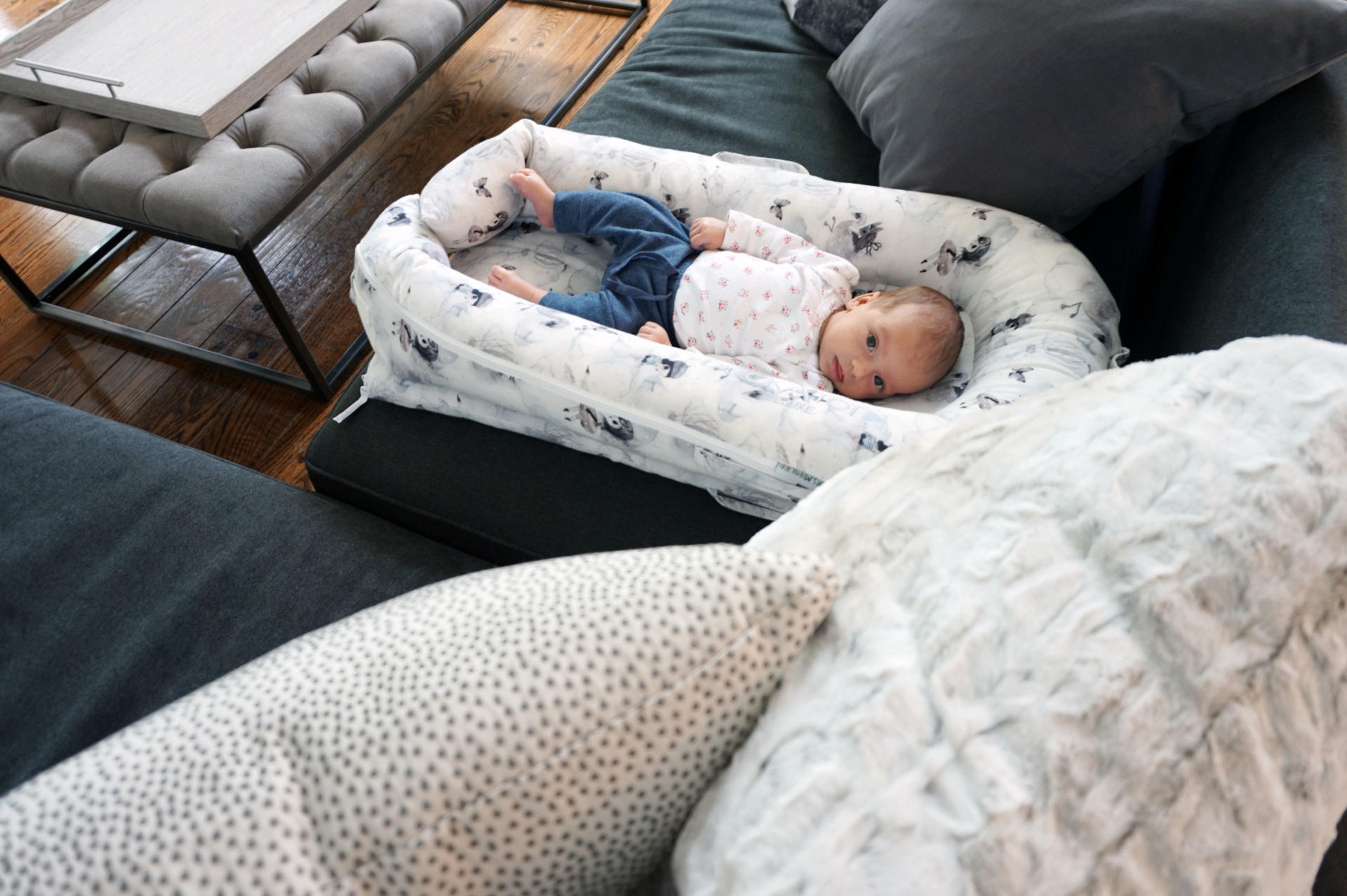 DockATot Baby Lounger Review
