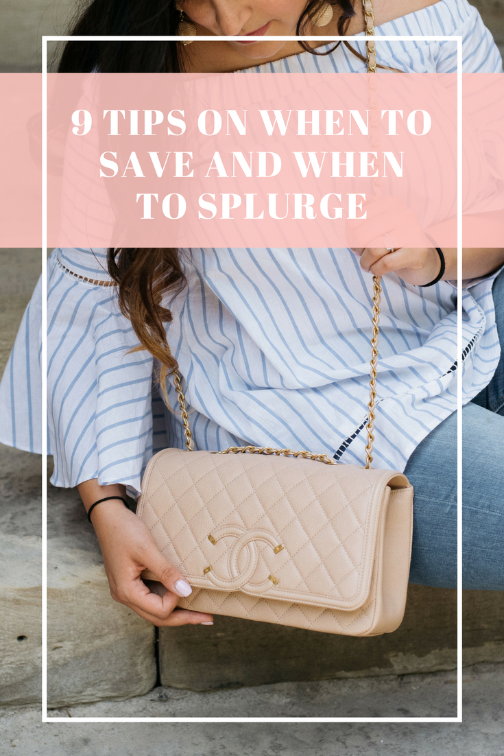 9 Tips on saving and splurging chanel filigree