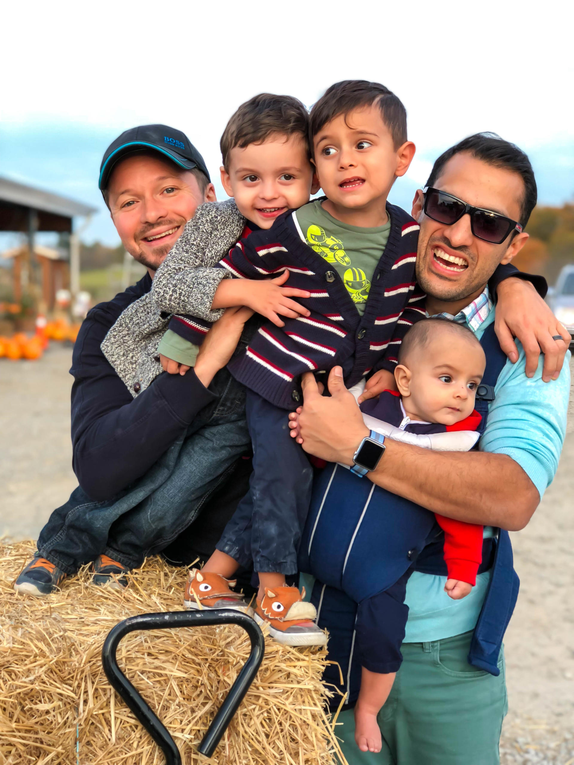 Fall Family Farm Pumpkin Picking | Visit to the pumpkin patch