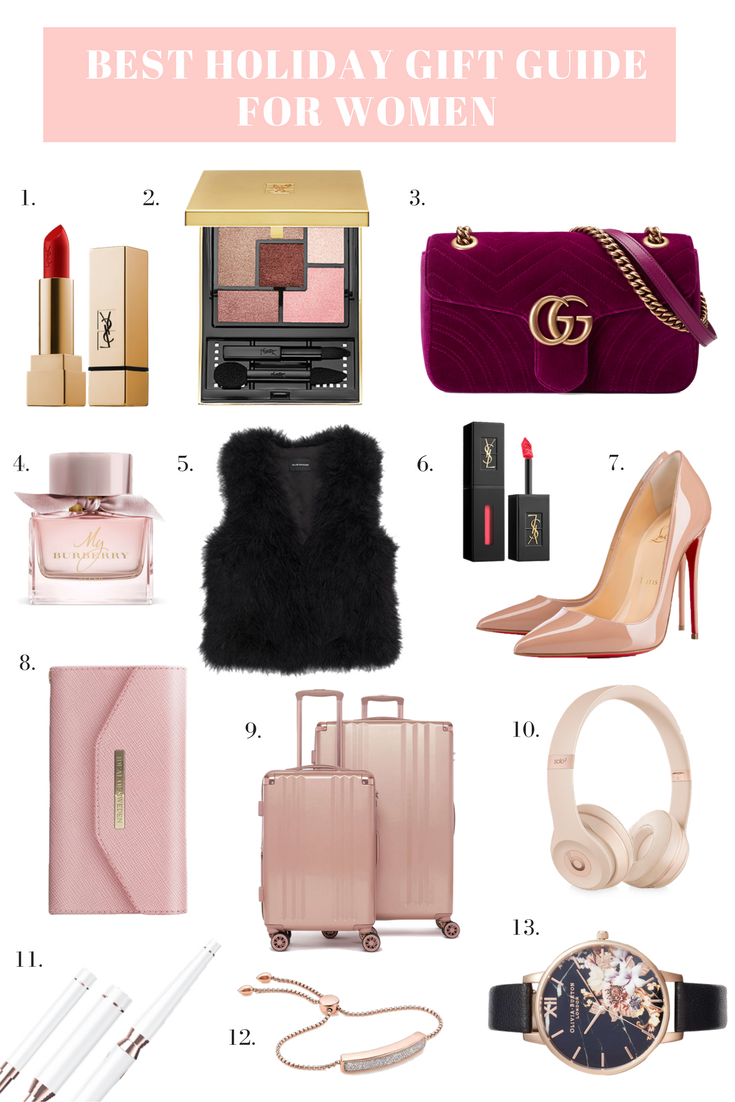The BEST Holiday Gift Guide for Women